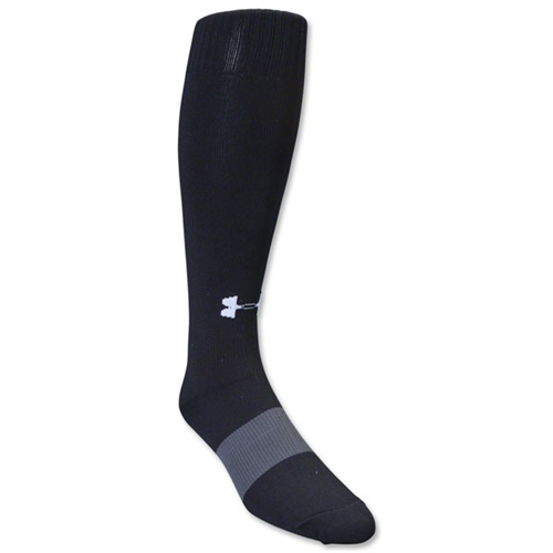 Under Armor Soccer OTC Sock - Black U448Blk