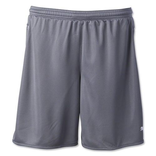 Puma Women's Speed Shorts - Gray 702062Gry