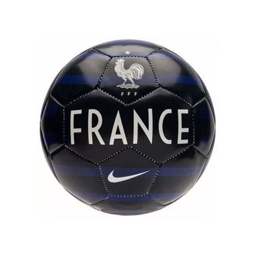 Nike France Skills Mini Ball - Obsidian/Deep Royal/White SC3223451010101