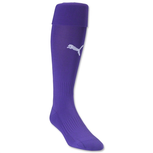 Puma Team Sock - Purple 890420Pur