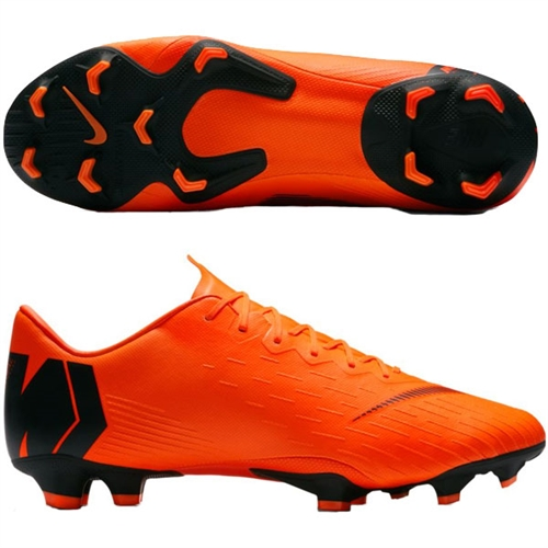 Nike Mercurial Vapor 12 Pro FG - Total Orange/Black AH7382-810