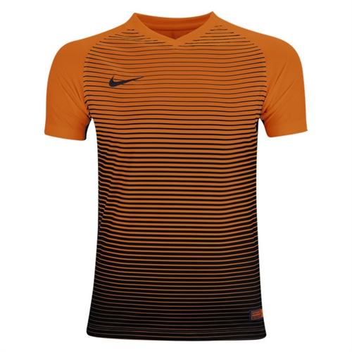 Nike Precision IV Jersey - Team Orange/Black 886828-891