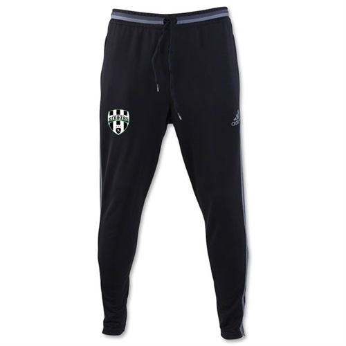 Lee County Strikers adidas Condivo 16 Training Pants - Black/Grey AN9848Lee