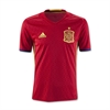 adidas Spain Youth Home Jersey 2015-2016 AA0850