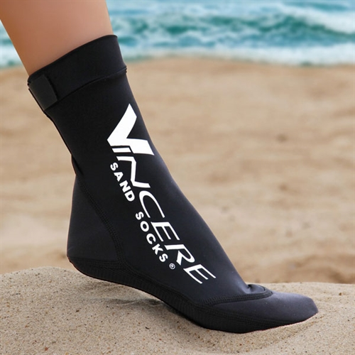 Sand Socks - Black SSBK