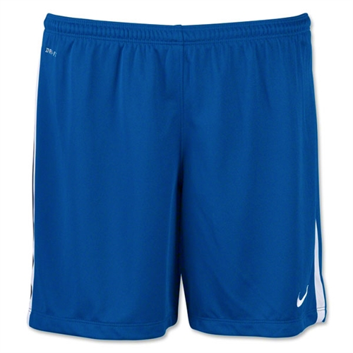 Nike Women's League Knit Shorts - Blue 725956Blu