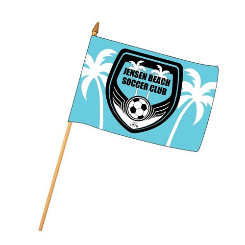 Mini Flag - Jensen Beach Jen-Mini