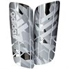 adidas Ghost Pro Shin Guard - White/Grey - NOCSAE Approved CF1909