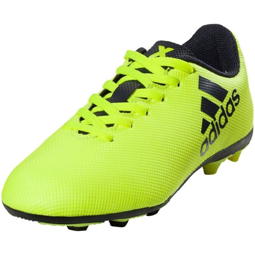 adidas Junior X 17.4 FxG - Solar Yellow S82404