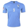 Nike FC Florida Development Academy Challenge Jersey - Light Blue 645500-448DA