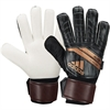 adidas Predator 18 Fingersave Replique Goalkeeping Gloves - Black/Solar Red/Copper Gold CF1358