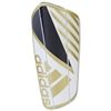 adidas Ghost Pro Shin Guard - White/Black/Gold AX9230