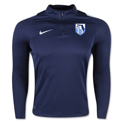 Nike Squad 16 Men's Jacket - Navy FCF-Squad16