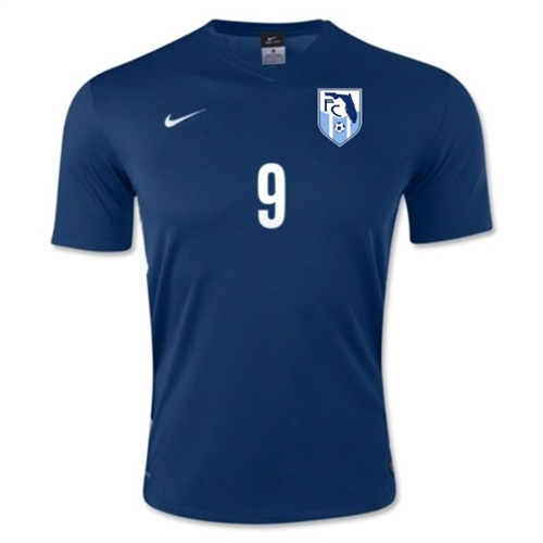 Nike FC Florida Challenge Jersey - Navy 645500-419