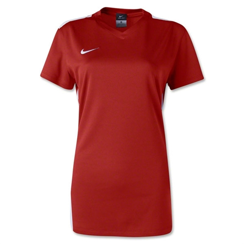 Nike Women's Challenge Jersey - Red NikeWoChaRed