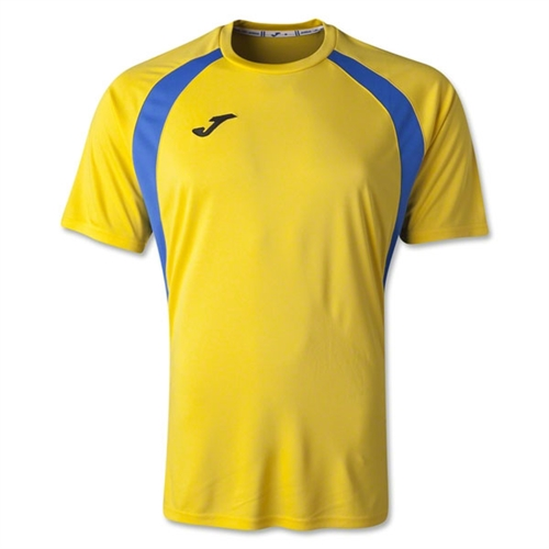 Joma Champion III Jersey - Yellow/Blue JomaYelBlu