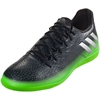 adidas Messi 16.3 IN - Dark Grey/Silver/Slime Green IN AQ3522