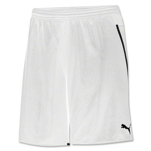 Puma Women's Speed Shorts - White 702062Whi
