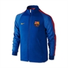 Nike Barcelona Youth N98 Track Jacket - Sport Royal/Gym Red  810354-414