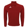 adidas Tiro 17 Training Jacket - Red/White BQ8196