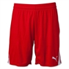 Puma Team Shorts - Red 701275Red