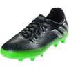 adidas Junior Messi 16.3 FG - Dark Grey/Silver/Slime Green AQ3518