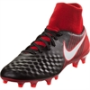 Nike Magista Onda II DF FG - Black/University Red 917787-061