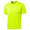 Sport Tek Youth Performance Shirt - Neon Yellow YST350NeonYll