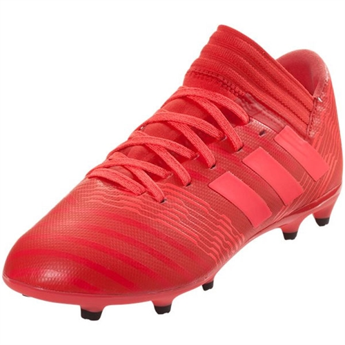 adidas Junior Nemeziz 17.3 FG - Real Coral/Red Zest CP9166