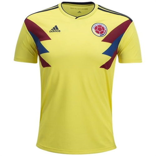 adidas Colombia Home Jersey 2018 CW1526