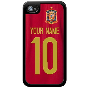 Spain Custom Player Phone Cases - iPhone (All Models) iph-spn-plyr