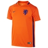 Nike Holland Youth Home Jersey 2016 724704-815