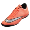 Nike Mercurial Victory V IC - Bright Mango/Hyper Turq/Metallic Silver Indoor 651635-803