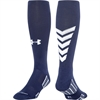 UnderArmour Striker OTC Sock - Navy U447-400