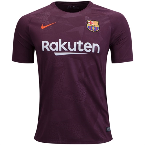 Nike Barcelona Third Jersey 2017-2018 847253-683