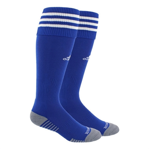adidas Copa Zone Cushion III Socks - Cobalt/White 5143279