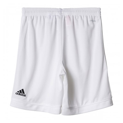 adidas Youth Squadra 17 Shorts - White/White BK4774
