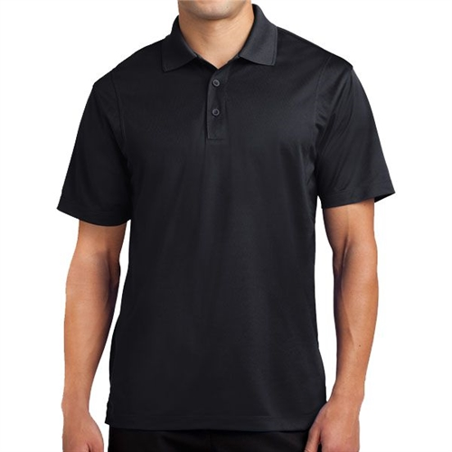 Sport Tek Polo Shirt - Black ST650Blk