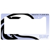South Florida Surf License Plate Frame  SFSLPFrame