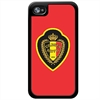 Belgium Custom Crest Phone Cases - iPhone (All Models) iph-bel-cst