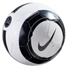 Nike Aerow Team Soccer Ball - White/Black SC2308-100