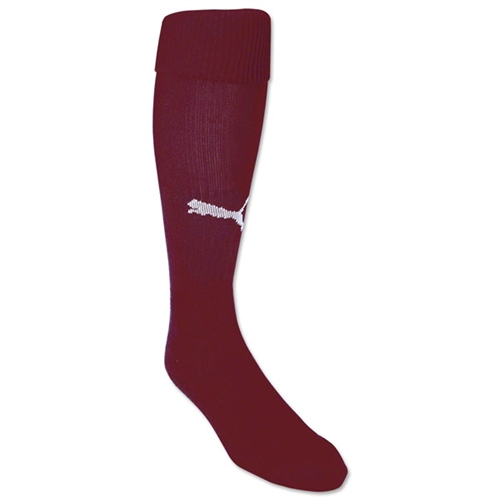 Puma Team Sock - Maroon 890420Mar