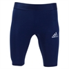 adidas Alphaskin Youth Compression Shorts - Navy CW7347