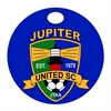 Jupiter United Bag Tag BAGTAGTEAM17