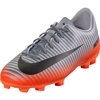 Nike Junior Mercurial Victory VI CR7 FG - Cool Grey/Metallic Hematite 852489-001