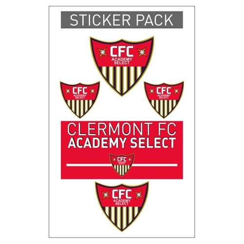 CFC Academy Sticker Pack CFCA-STICKER