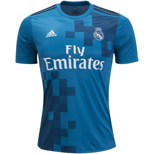adidas Real Madrid Third Jersey 2017-2018 BR3539