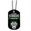 Lee County Strikers Dog Tag Lee-Dogtag