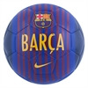 Nike Barcelona Prestige Soccer Ball - Deep Royal Blue/University Gold SC3283-455