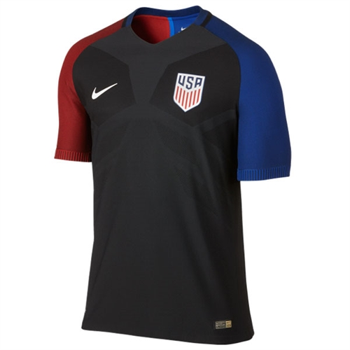 Nike USA Authentic Away Jersey 2016 743672-010